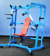 professional gym equipment hammer strength fitness equipment bodybuilding machine for exercise used