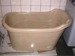 image of portable bathtub for elderly