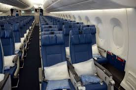 delta a350 regular economy cl bulkhead and exit row seats are usually considering fort photo