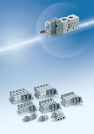<b>SMC</b> Pneumatics VF1000/3000/5000 <b>5</b>-<b>Port</b> Solenoid Valves