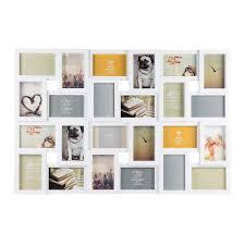 hendon white 24 multi aperture frame