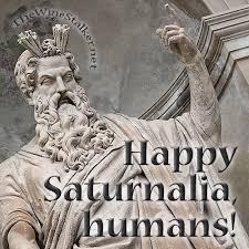 「Saturnalia」の画像検索結果
