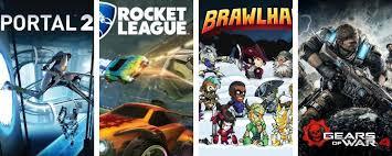 best split screen pc games