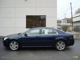 2008 Imperial Blue Metallic Chevrolet Malibu LT Sedan #21076179 ...