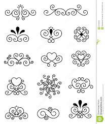 Ornamental Design Drawing Decorative Design Elements Download From Over 26 Million