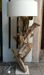 Furniture: Driftwood Lamps - Driftwood Ideas