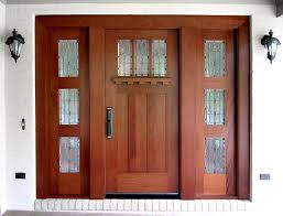mission style front doorDoors by Decora  Craftsman Collection  DbyD4155