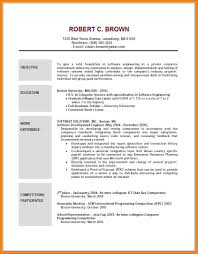8 Resume Introduction Samples Introduction Letter