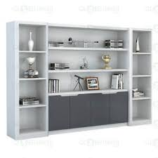 wall cabinet office. Gloss White And Grey Back Wall Cabinet - J300 Office F