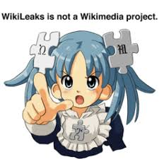 wikileaks is not part of  wikileaks is not a project