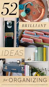 Creative ideas to organize your home linda peterson