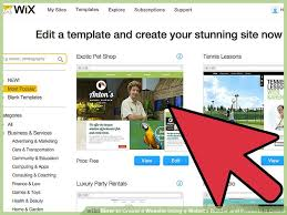 Builder Online 3 Ways To Create A Website Using A Website Builder And