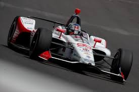 Andretti Climbs To Top Of Charts At Indianapolis Racin Today