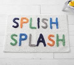 splish splash bath mat