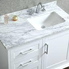 modern white bathroom vanity double inch