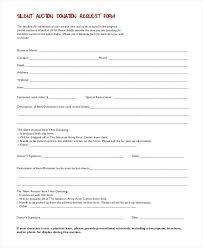 Auction Registration Form Template Simple Bid Auction Registration Form Template Free Templates Silent
