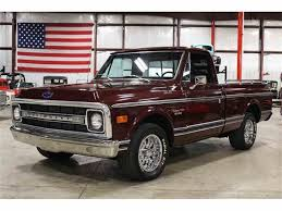 1969 Chevrolet C10 for Sale on ClassicCars.com