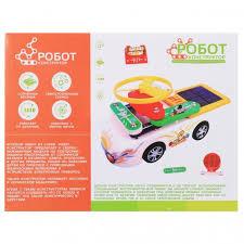 <b>Конструктор</b> электронный Робот-<b>конструктор</b> машинка на ...