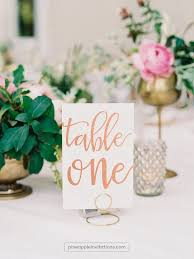 Outstanding How To Make Table Numbers For Wedding 52 In Wedding Table  Centerpieces with How To Make Table Numbers For Wedding