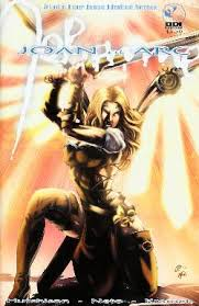 Joan Of Arc From The Ashes 1 Cover A Comic
