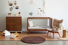 modern baby nursery furniture. Modern Baby Room Pleasing Nursery Style Neutral Colors Beige Brown Wooden Furniture I
