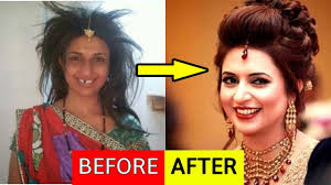 top 10 famous indian tv actresses without makeup look will shock you before and after makeup photos