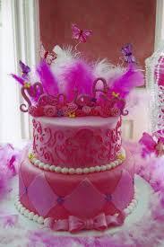 9 Fancy Birthday Cakes Girls For18 Photo Fancy Nancy Birthday