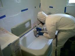 bathtub resurfacing bath kit bunnings