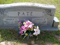 Vernice Alta Pate (1899-1981) - Find A Grave Memorial
