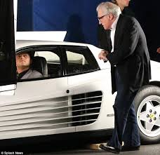 6 февраля 2014 года смотрите в за 1 руб. Leonardo Dicaprio Takes Flashy Ferrari For A Spin During Late Night Filming The Wolf Of Wall Street Daily Mail Online