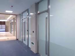 switchable glass door