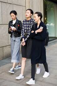 They Are Wearing: Shanghai Fashion Week Fall 2016. Asian Street StyleAsian  ...