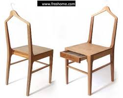 Coat Rack Chair The Hanger Chair Freshome 14