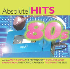 Various Artists Absolute 80s Hits Uk Import Cd New