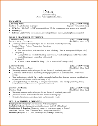 relevant-coursework-on-resume-resume20after20pg202 7+ relevant coursework  on resume