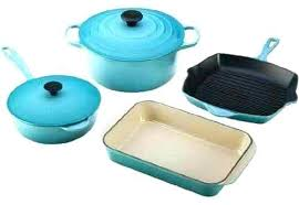 kitchen faucets kitchenaid countertops safe cookware pots and pans tips for using the amazing healthiest cooking blue enameled cast iron saf