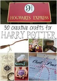 30 diy harry potter crafts