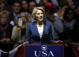 Betsy Devos Resume A Look At The Political Activities Of Education Secretary Betsy 45