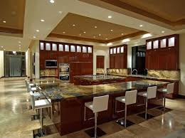 Charming Contemporary Kitchen Recessed Lighting