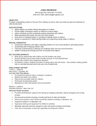 Beautiful Babysitter Cv Example Robinson Removal Company