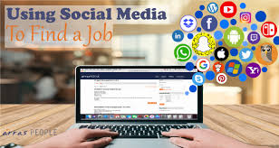 Good Sites To Look For Jobs Using Social Media Networking Sites To Find A Job Arraspeople