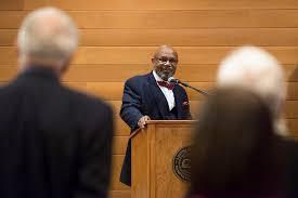 <b>Miles</b> K. <b>Davis</b> named 20th president of Linfield College