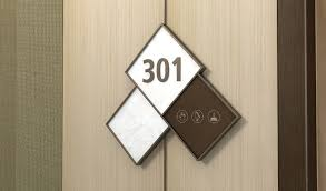 Hotel Signage Design Hotel Signage Design For Bhh Hilton Hotel Dezigntechnic