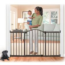 amazoncom  summer infant metal expansion gate  foot wide extra