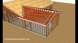gable roof addition framing pixshark images
