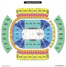 Gila River Stadium Seating Chart Gila River Arena Seating Chart Seating Chart