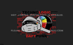 daft punk Lyrics technologic
