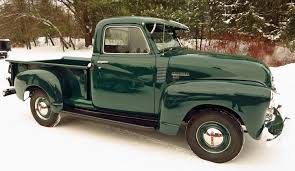 1950 Chevrolet 3100 | Connors Motorcar Company