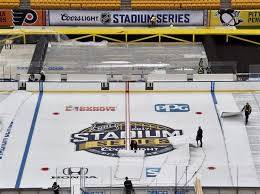 Stadium Series Heinz Field Seating Chart Stadium Series Inside The Nhls Plan For Warm Weather At
