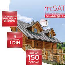 MSAT paketi - m:SAT TV Box 2 Box 3 paketi